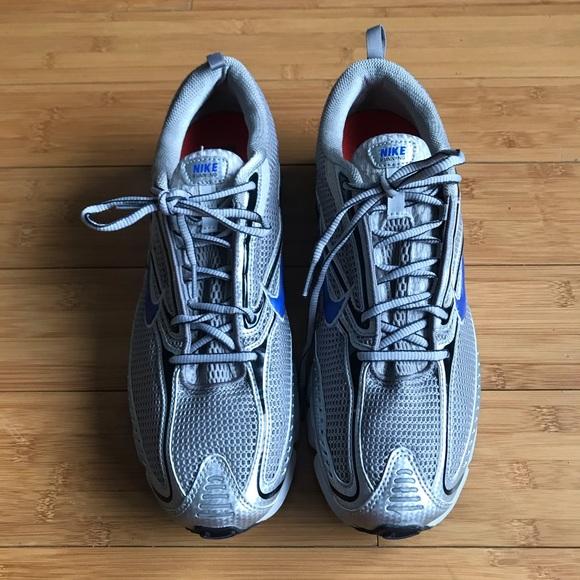 Nike Shoes | Shox Swift Grey Blue Mens